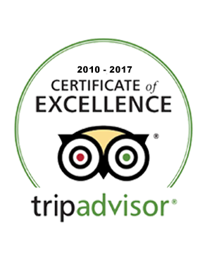 Ambassador Garden Home has been Awarded by Tripadvisor in Nepal for 2010 to 2016 the symbol of excellence in hospitality for 7 consecutive years.